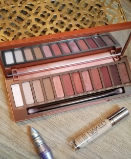 La Palette Naked Heat d'Urban Decay