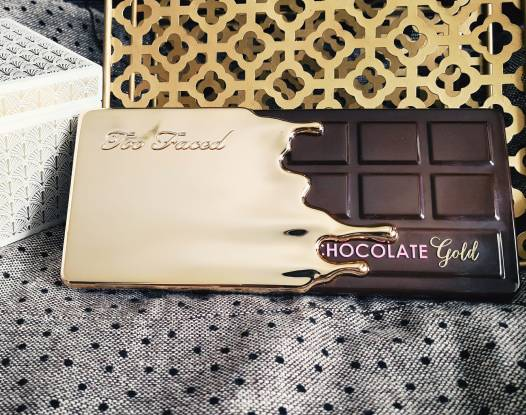 chocolate palette Gold