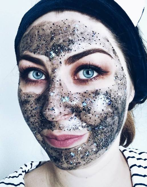 masque glittermask