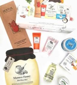 Les cosmétiques Super Ingrédients : la Box Sephora Favorites