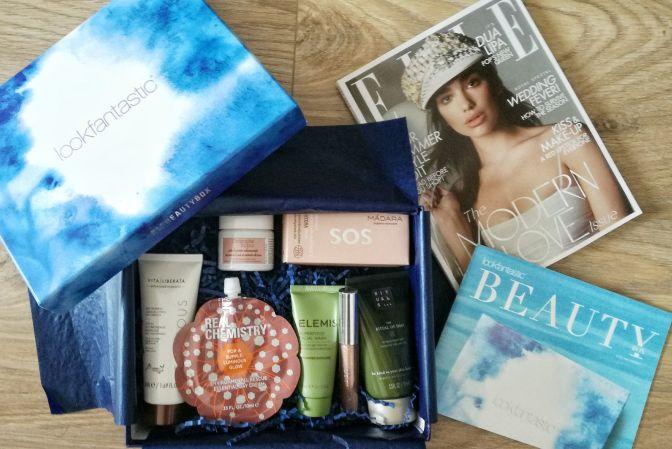 Beauty Box Lookfantastic juin 2018