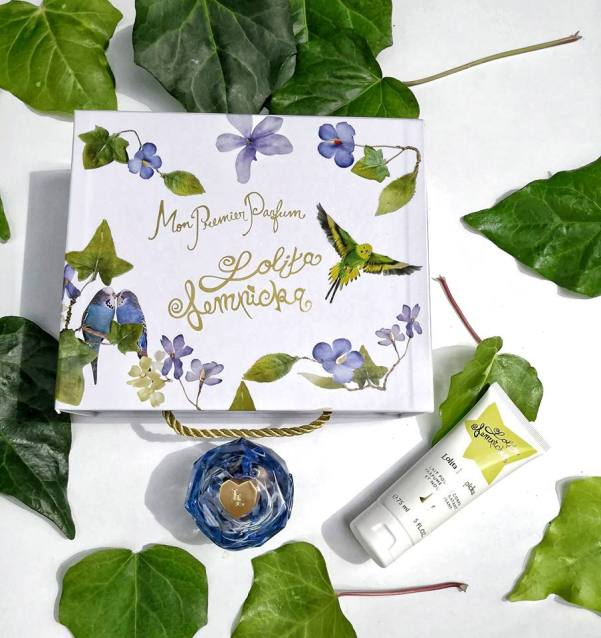 Coffret Parfum Lolita Lempicka