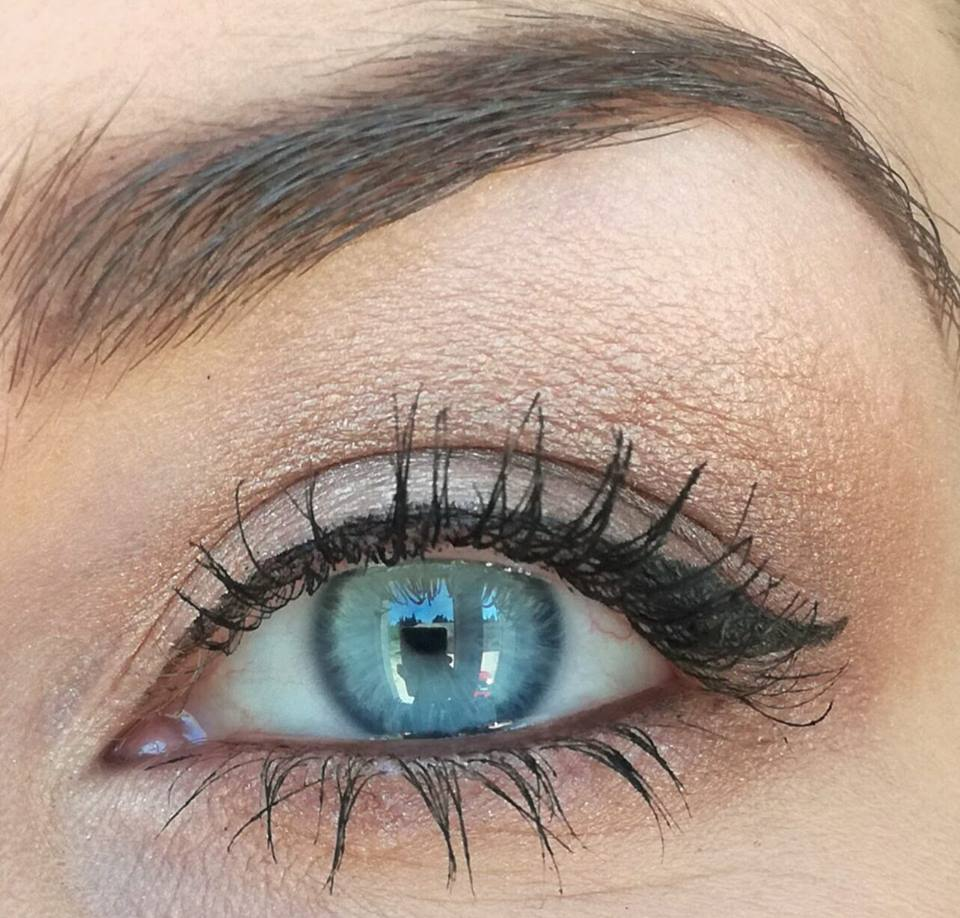 Makeup Natural eyes