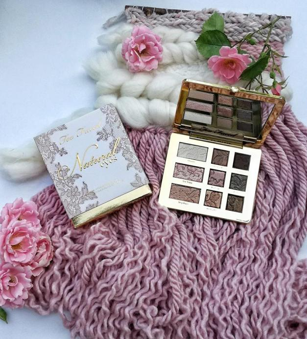 Natural Eyes palette