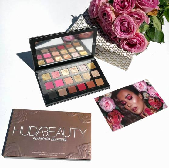 Rose Gold Huda Beauty