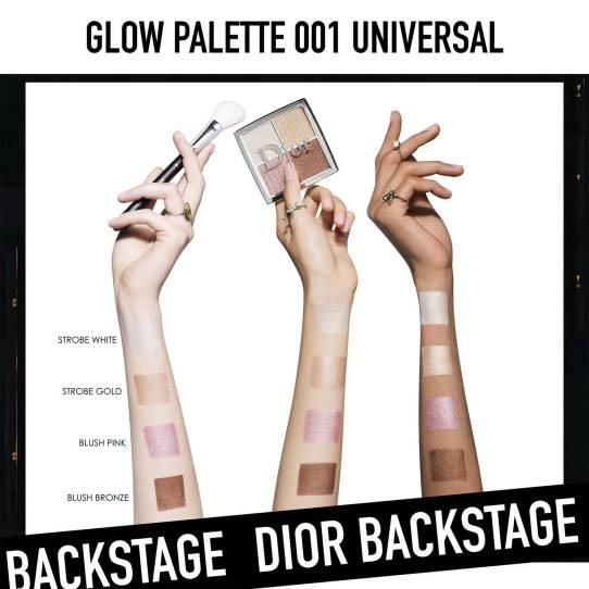 swatch glow palette