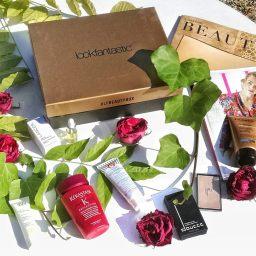 La Lookfantastic box beauté de juillet
