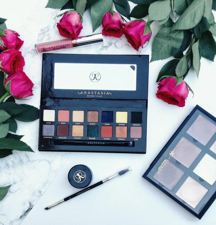 Makeup Anastasia Beverly Hills