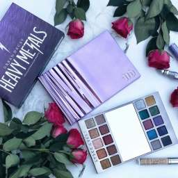 La palette Heavy Metal d'Urban Decay