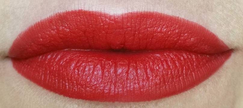 Rouge Dior swatch