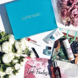 La Lookfantastic box beauté d'Août
