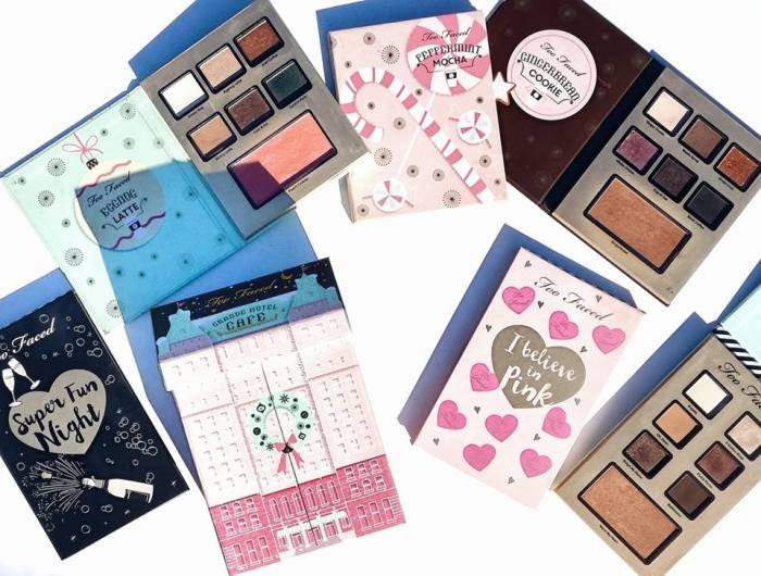 Palette Noel Too Faced