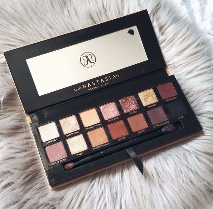 Palette Soft Glam