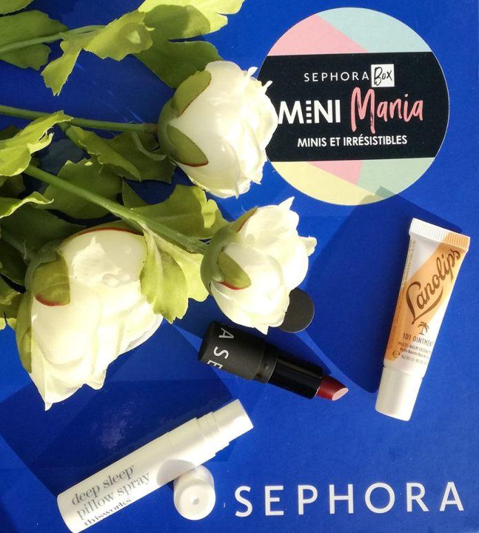 Sephora box cadeau