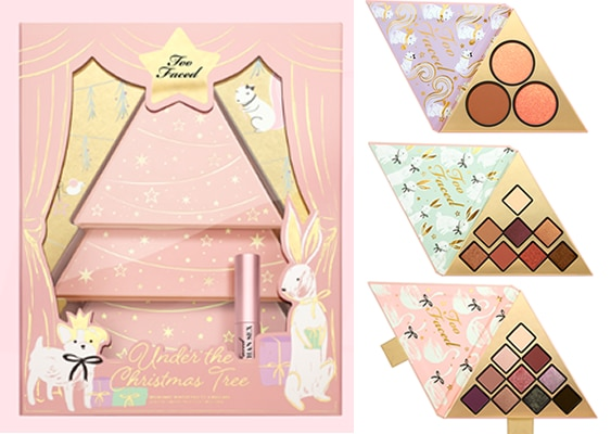 Coffre noel Too Faced