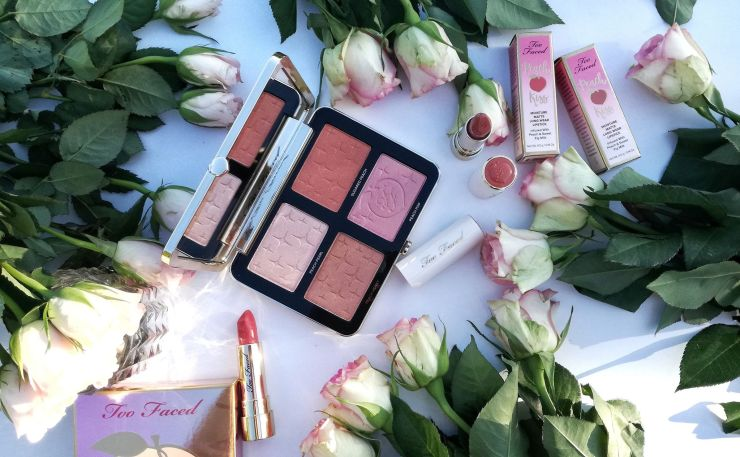 Collection Peach Too Faced