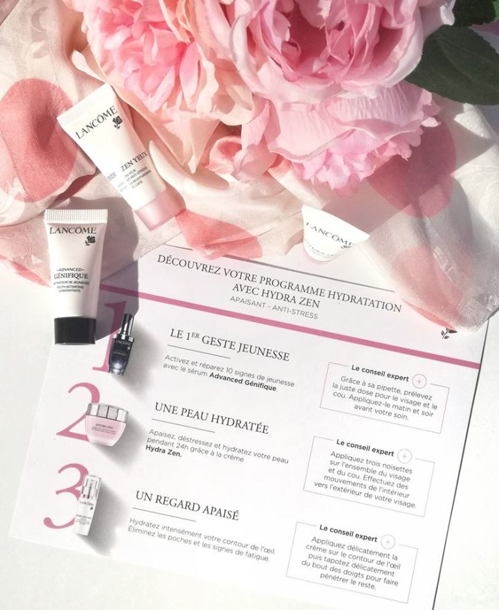 Diagnostic Lancôme