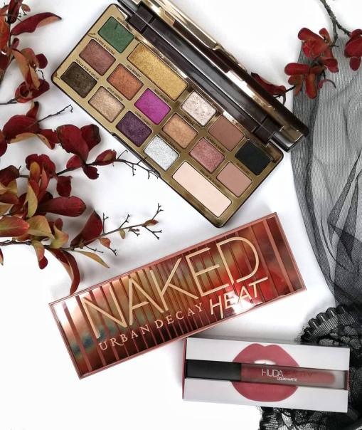 makeup automne