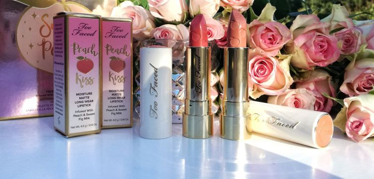 Peach Kiss Too faced