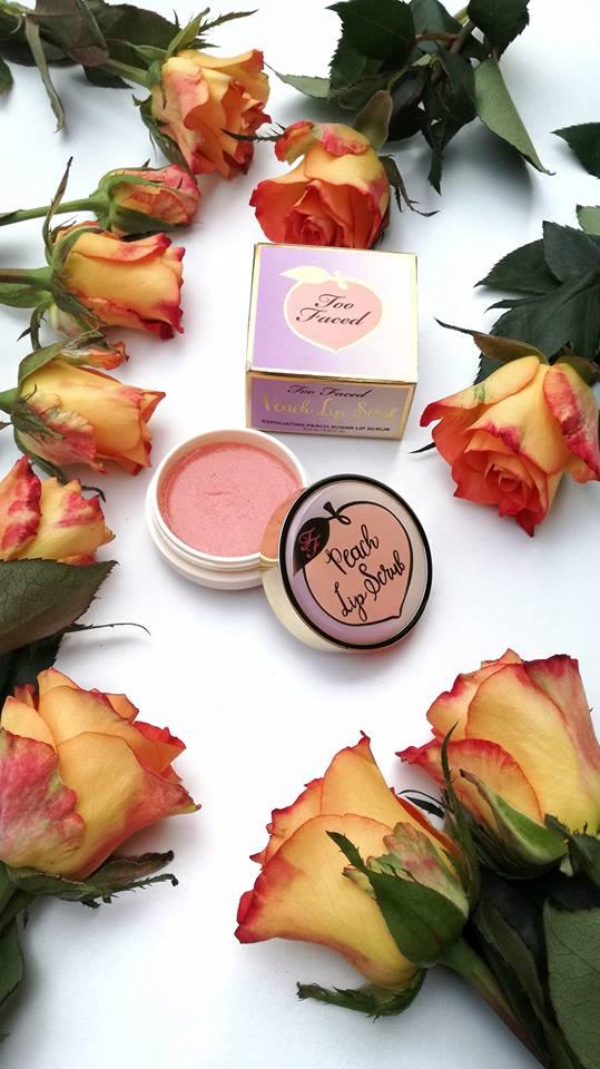 Peach Lip Scrub
