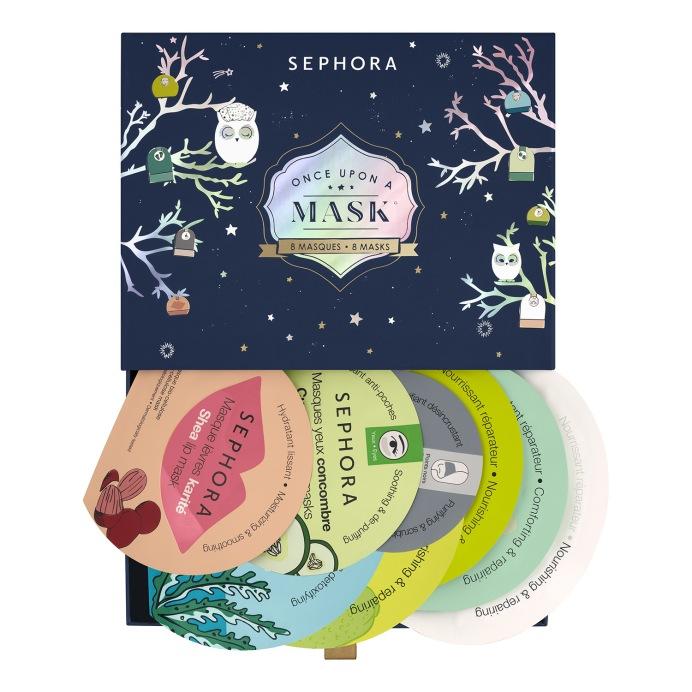 Coffret masques sephora