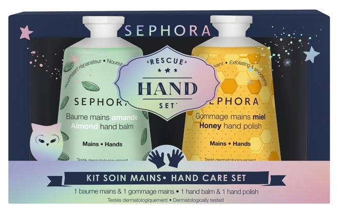 crèmes mains sephora