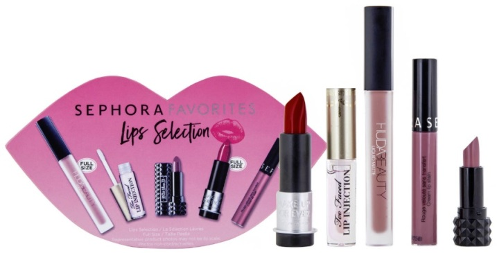 Lips selection