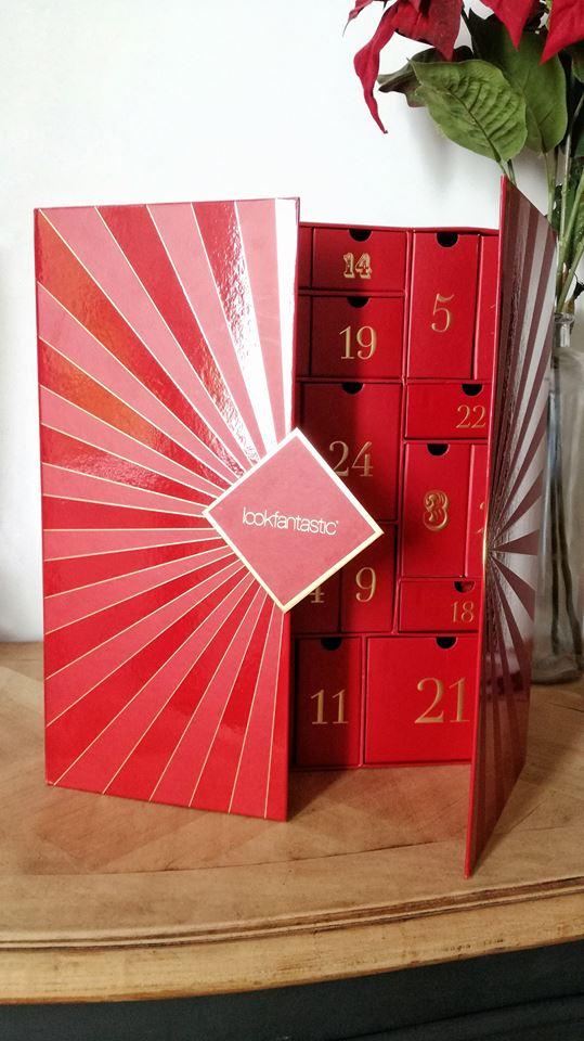 lookfantastic calendrier