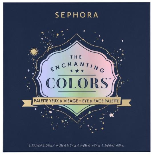 palette enchanting colors