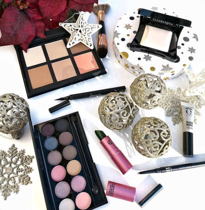 Maquillage calendrier Lookfantastic