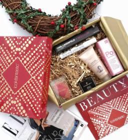 La box Lookfantastic de Décembre, édition de Noël