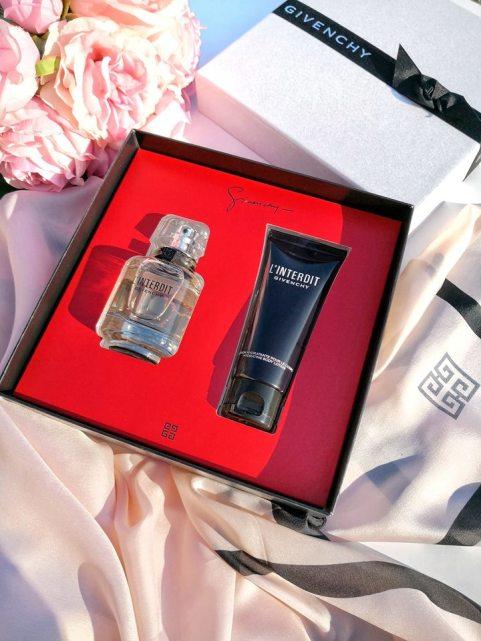 coffret parfum givenchy