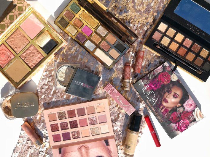 favoris makeup 2018