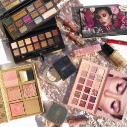 Mes coups de cœurs maquillage 2018 : une année riche en belles palettes et en innovations