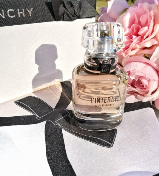 parfum l'interdit