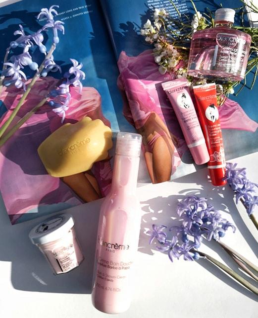 Blancrème cosmetics