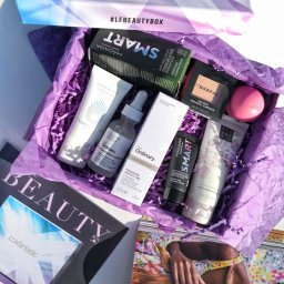 La box beauté Lookfantastic de mars