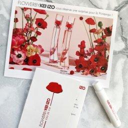 Flower by Kenzo, la nouvelle Eau de Vie du Printemps !