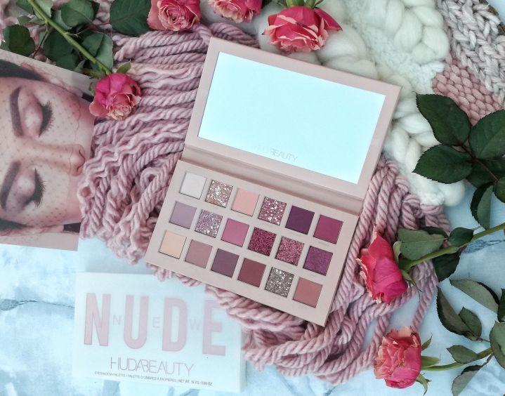 palette Huda Beauty