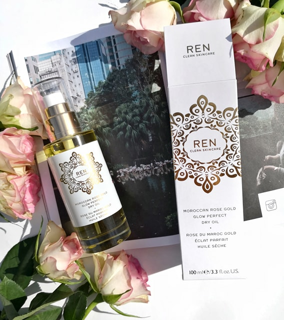 Ren Maroccan Rose gold