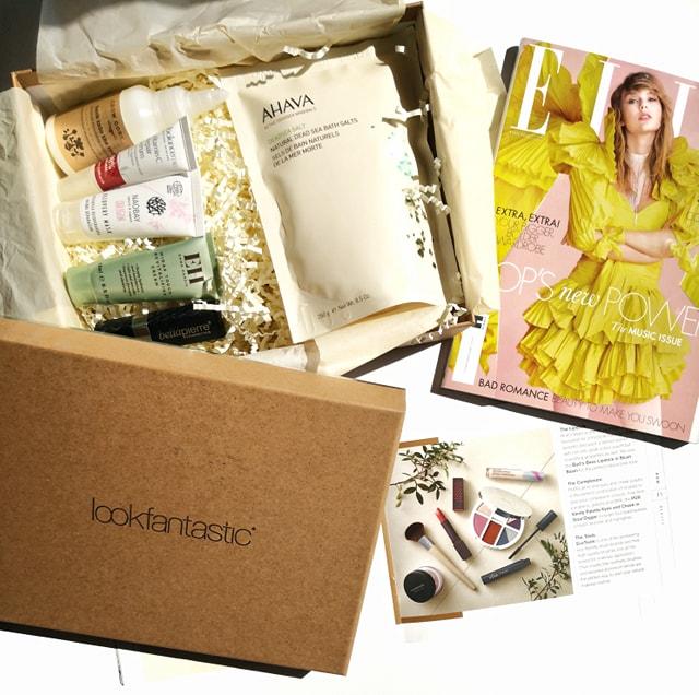 Box Avril lookfantastic
