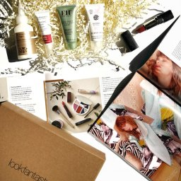 Beauté Brut, la box Lookfantastic d'avril