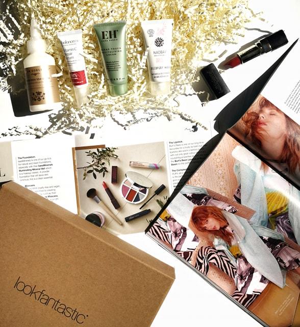 Box Lookfantastic Avril