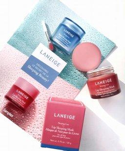 Le Masque de Nuit pour les Lèvres de Laneige, le best-seller de la Sleepping Beauty ?