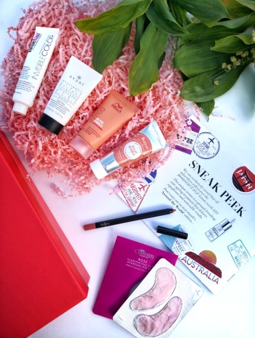 box beauté lookfantastic