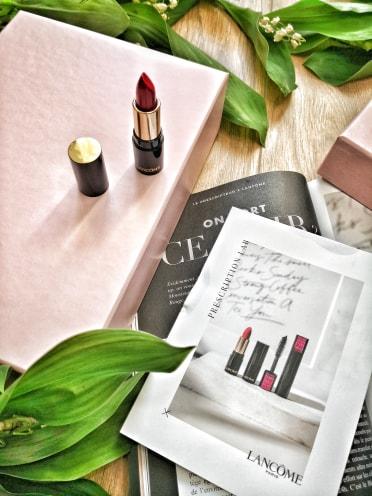 Rouge à lèvres Lancome