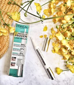 Clinically Proven, le nouveau sérum L'Oréal pour des cils au meilleur de leur forme