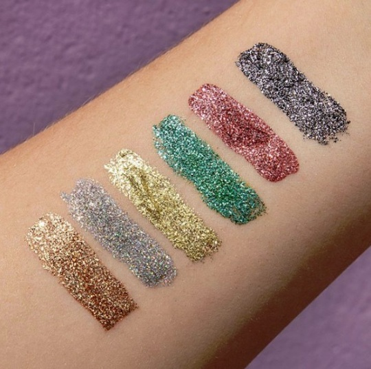 Urban decay heavy metal swatch