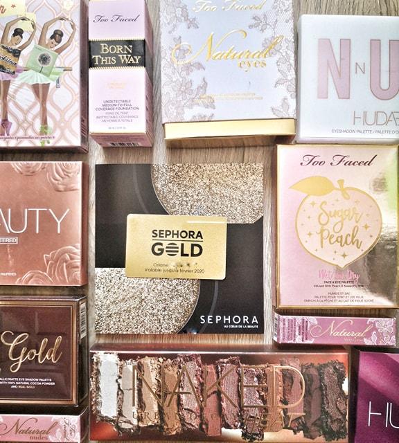 Carte Black Gold Sephora.Devenir Cliente Gold Chez Sephora Promesses Contre Realite