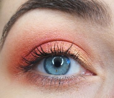 Make-up Sunrise palette